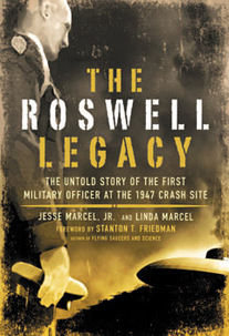 The Roswell Legacy by Jessie & Linda Marcel.