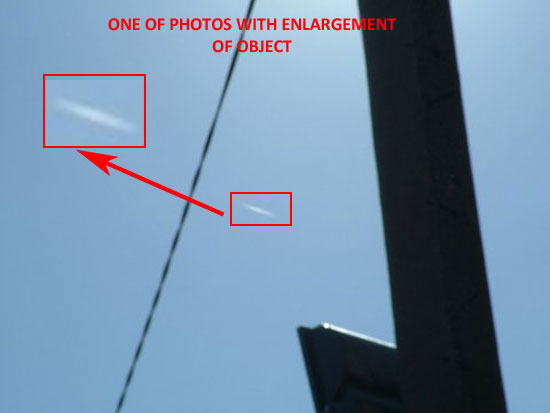 ONE OF PHOTOS WITH ENLARGEMENT OF OBJECT.