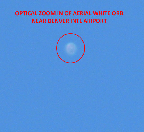 1 OF PHOTOS TAKEN OF ORB WITH OPTICAL ZOOM-IN.