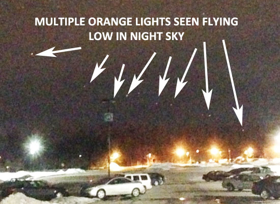 PHOTO OF ORANGE LIGHTS (BRIGHTENED).