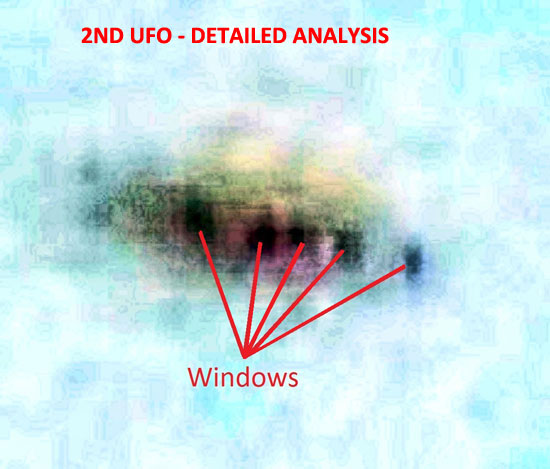 2ND UFO DETAILED ANALYSIS.