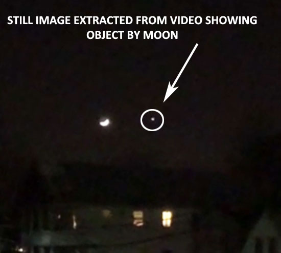 STILL IMAGE OF OBJECT EXTRACTED FROM VIDEO.