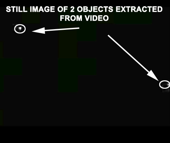 STILL IMAGE OF OBJECTS EXTRACTED FROM VIDEO.