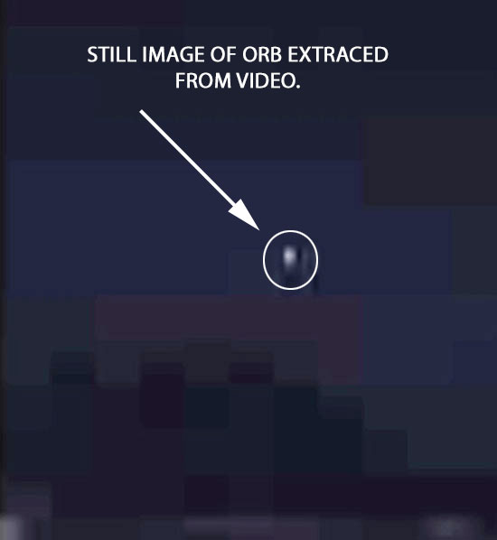 STILL IMAGE OR ORB EXTRACTED FROM VIDEO.