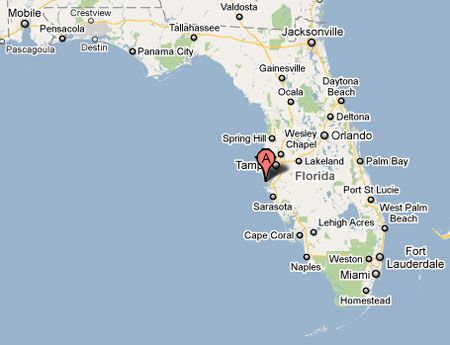 Is there speed dating in st petersburg fl