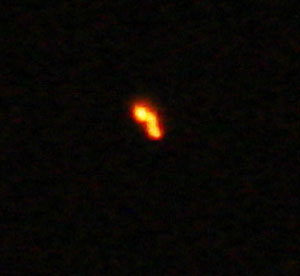 Photo Taken of One of the Objects.