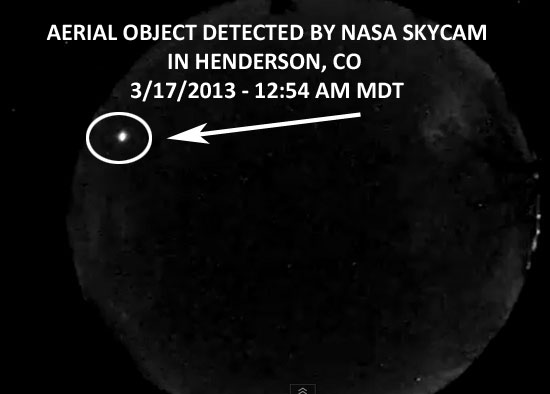 STILL IMAGE EXTRACTED FROM NASA VIDEO.