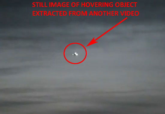 STILL IMAGE OF OBJECT EXTRACTED FROM 1 OF VIDEOS.