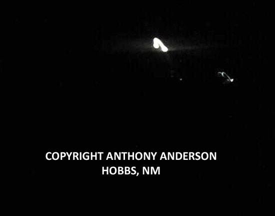 1 OF MANY PHOTOS OF THE MOON TAKEN BY TRUCKER.