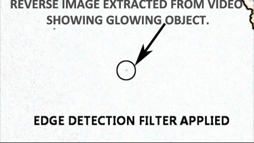 REVERSE IMAGE SHOWING GLOWING ORB.