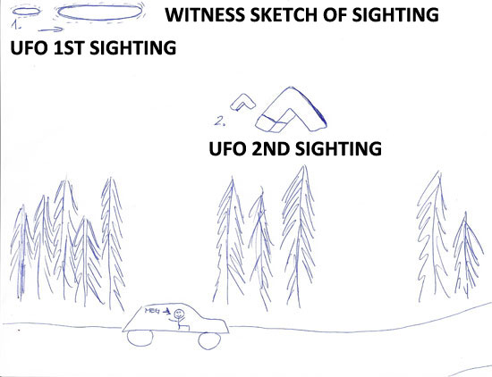 SKETCH OF OBJECTS PREPARED BY WITNESS.