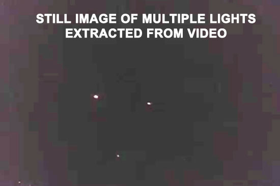 STILL IMAGE MULTIPLE LIGHTS EXTRACTED FROM VIDEO.